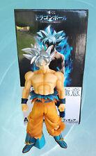 DRAGON BALL SUPER Son Goku Ultra Istinto Instinct Action Figure PVC Dragonball