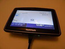 TOMTOM NAVIGATION USA  310 N14644 GPS Unit ONLY BLACK/BLACK works,-3