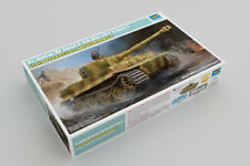 Trumpeter 09540 1/35 Sd.Kfz.181 Tiger I Late Production w/Zimmerit