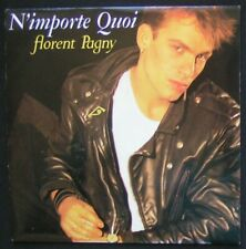 "FLORENT PAGNY "" N'IMPORTE QUOI "" SP 45T FRANCE n°888 865-7 / PHILIPS / 1987 /POP"