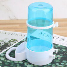 Automatic Pet Food Drink Dispenser Feeder Water Bowl for Hamster Rat Chris