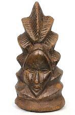 Art Africain Tribal - Ancien Masque Passeport Mende - Pièce Rare - 22 Cms ++++++