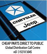 Fiat Chrysler Jeep FCA CJD CHNSOR BLIND SPOT D 56038942AA