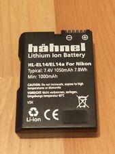 Hahnel HL-EL14 Nikon EN-EL14 Li-ion Battery