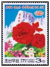Timbre Flore Corée 3395 ** lot 26191