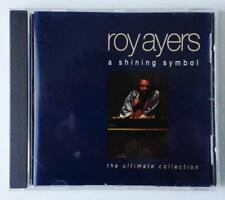 ROY AYERS A SHINING SYMBOL POLYDOR RECORDS ORIGINAL CD - EXCELLENT USED 1993