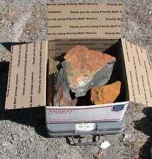 30+ lbs Concow Black (Jade Like) Lapidary rough California cut cab carve slab