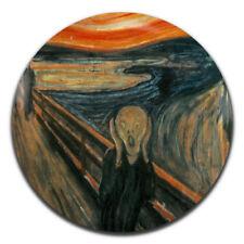 The Scream Edvard Munch Art 25mm / 1 Inch D Pin Button Badge