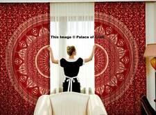 Indian Door Window Balcony Curtains Boho Decorative Scarf Drape Valances Curtain