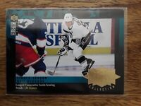 1995-96 UD Collector's Choice #G6 Wayne Gretzky's Record Collection NM-MT