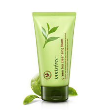 [INNISFREE] Green Tea Cleansing Foam 150ml / Soft lather cleansing foam