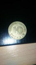 Gute 10 Pfennigmünzen Der Brd 1949 Günstig Kaufen Ebay