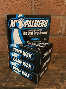 Mrs Palmers (New) Special Formula Comp Wax Cool - Pack of 4 x 70g Bars