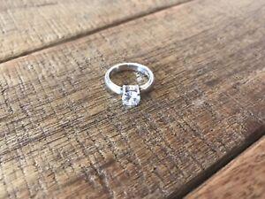 ESPRIT Ring Silber 925 Größe 50 Stein