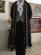 Custom Hand Made Pirate Frock Coat, 100% Wool!!! From Assassins Creed!