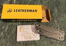 NIB Leatherman Wingman Multitool Stainless Steel Silver Subaru Branded