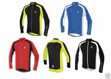 Altura Long Sleeve Cycling Jerseys with Full Zipper