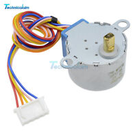28BYJ-48 DC 12V Valve Gear Stepper Motor 4 Phase Step Motor Reduction Arduino