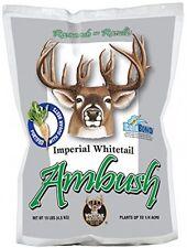 Food Plot Seed, Deer Crave Winter Peas Whitetail Oats Sugar Hunting Season NEW