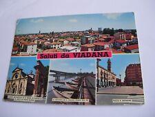 Mantova - Saluti da Viadana - spedita f. g. 1969