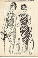 PATRONS supplement à femmes d'aujourd'hui n°940 du 09 mai 1963
