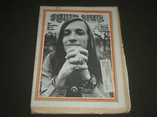 1971 JULY 8 ROLLING STONE MAGAZINE ISSUE NO. 86 - SIR DOUGLAS QUINTET - O 7603
