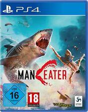 Maneater (PS4 PlayStation 4) (NEU & OVP) (UNCUT) (Blitzversand)