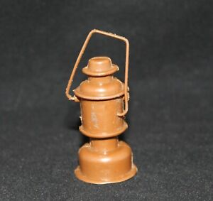 Vintage Marx Johnny West Action Figure Brown Lantern 1974