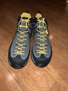 NWT!! Asolo Jumla GV Gore-Tex Hiking Boots - Men's EUR 45 / US 11 - Black/Grey