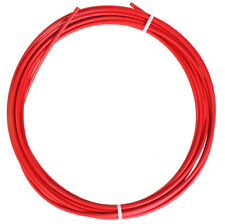 Sunlite Bicycle SIS Shift Cable Housing 4mm x 25ft Red