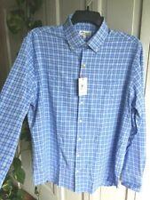 NWT $135 Peter Millar Summer Comfort Button Down Shirt Size LARGE