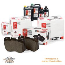 1 FERODO Kit pastiglie freno, Freno a disco Assale anteriore Y10 PANDA PANDA Van