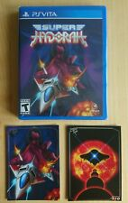 Super Hydorah on PlayStation Vita by Limited Run Games with 2 Trading Cards