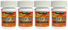 Kirkland Signature Night time Sleep Aid  25 mg 96 Tablets (Pack of 4)