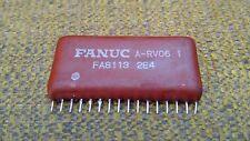 FANUC A-RV06 FA8113 2E4 INTEGRATED CIRCUIT --- 0% VAT INVOICE ---