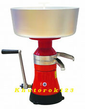 Handbetriebene Milchzentrifuge Separator 80 Liter pro Stunde Model 09