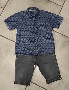 Ted Baker Boys Outfit 2-3 Years Vgc
