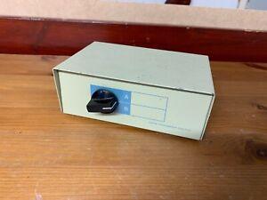 VGA port switch