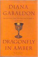 Dragonfly in Amber (Outlander) by Diana Gabaldon SIGNED Book 2