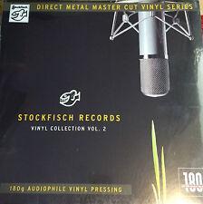 Stockfisch Records Vinyl Collection Vol.2 LP vinyl 180-gram Allan Taylor