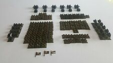 WARHAMMER EPIC 40K MASSIVE SPACE MARINE ARMY PAINTED 6mm OOP OVER 450 PIECES