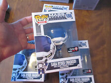 FUNKO POP GAMES MASS EFFECT ANDROMEDA SARA RYDER MASKED 186 GAMESTOP  FIGURE