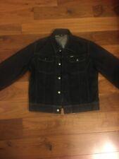 Diesel Italian denim blue jacket Size Medium new