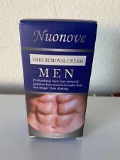 Nuonove Hair Removal Cream For Men 60ml