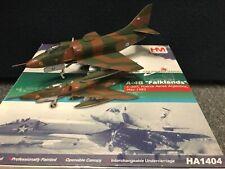 "1:72 HOBBY MASTER HA1404 A-4 Skyhawk FUERZA AEREA ARGENTINA ""Falklands"""
