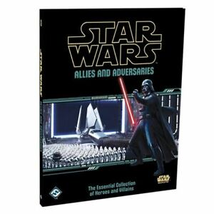 ALLIES AND ADVERSARIES: STAR WARS ROLEPLAYING BOOK