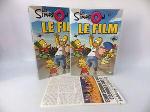 The Simpson The Film DVD 2007