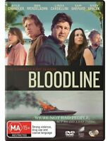 Bloodline : Season 1 DVD : NEW