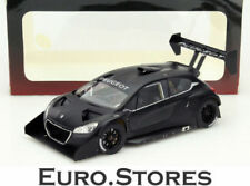 AUTOart White Metal Diecast Racing Cars