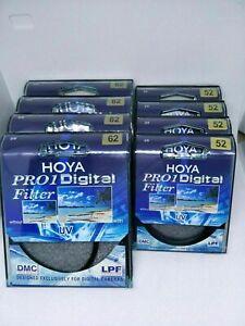 HOYA UV Filter DMC LPF Pro 1D Digital 37 40.5 43 46 49 52 55 58 62 67 72 77 82mm